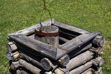 Free An Old Well. Royalty Free Stock Image - 19804826