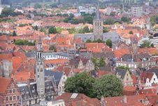 Free Bruges Landmarks Royalty Free Stock Images - 19806269