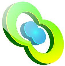 Free 3D Logo Stock Photos - 19807303