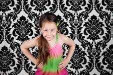 Free Cute Girl Stock Photo - 19807930