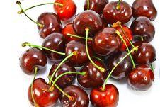 Free Ripe Cherries Stock Photo - 19808550
