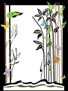 Free Bamboo Royalty Free Stock Photo - 19808935