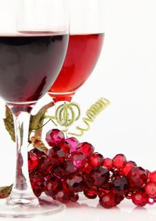 Free Red Wine Stock Image - 19809531