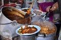 Free Preparation Of Thai Food Stock Photos - 19813723