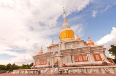 Sanctuary Of Of Buddhism In Thailand Stock Images