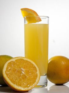 Free Orange Juice Royalty Free Stock Image - 19810146
