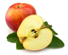 Free Juicy Red Apples Stock Photography - 19811002