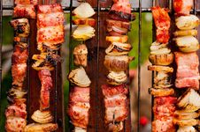 Free Tasty Potk Meat Royalty Free Stock Photos - 19811128
