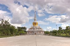 Sacred Place Of Buddhism In Thailand Royalty Free Stock Images