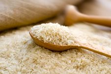 Free Raw Rice Royalty Free Stock Image - 19812396