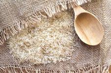 Free Raw Rice Stock Photo - 19812400
