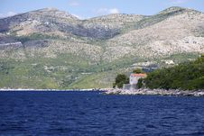 Free Croatia: Croatian Coast Royalty Free Stock Photos - 19812678