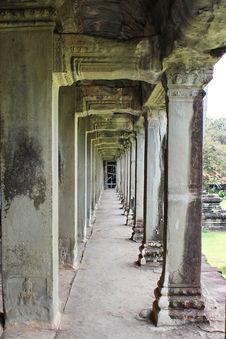 Free Angkor Wat Stock Photography - 19812852