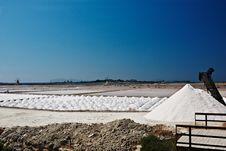 Free Salt Flats Royalty Free Stock Photo - 19812975