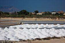 Free Salt Flats Stock Photography - 19812992