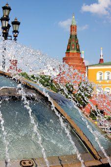 Free Kremlin Stock Image - 19813321