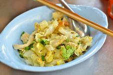 Free Asian Style Noodle Royalty Free Stock Photo - 19813405