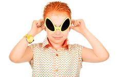 Free Glasses Stock Photography - 19813602