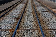 Free Tracks Stock Images - 19813644