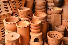 Free Brown Ceramic Pottery Stock Image - 19814191