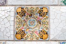Free Gaudí S Decorates Royalty Free Stock Photos - 19814858
