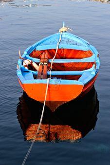 Free Fishing Boat Stock Photography - 19815352
