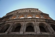 Free Colosseum, Rome Italy. Royalty Free Stock Photo - 19816045