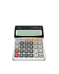Free Calculator Stock Photo - 19816180