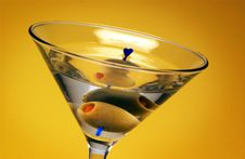 Free Martini Royalty Free Stock Photography - 19816537