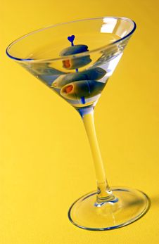 Free Martini Royalty Free Stock Photo - 19816575