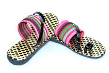Free Girl Shoes Royalty Free Stock Photography - 19817787