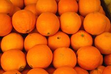 Free Oranges Royalty Free Stock Photography - 19820267