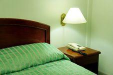 Free Bedroom Decoration Stock Photography - 19821492