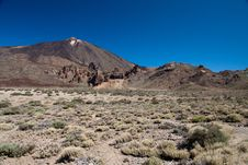 Free Teide Royalty Free Stock Image - 19822666