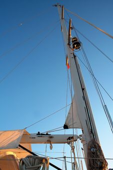 Sailing Boat S Must Stock Photography