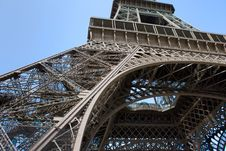 Free Eiffel Tower View Stock Image - 19823611