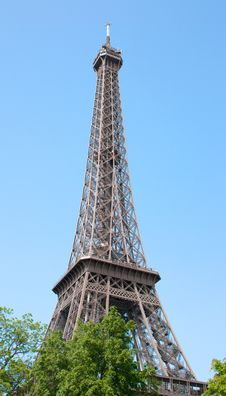 Free Eiffel Tower Stock Image - 19823651