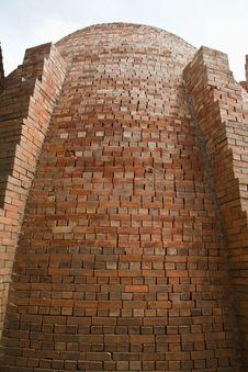 Brick Kiln Royalty Free Stock Photography