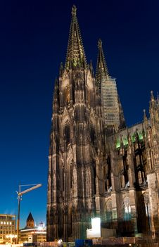 Free Cologne Cathedral Royalty Free Stock Photo - 19824705