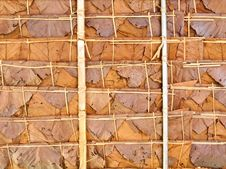 Free Roof Made Of Leaves Stock Images - 19825764