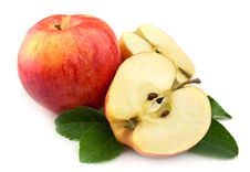 Free Juicy Red Apples Royalty Free Stock Image - 19826866