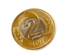 Free Coins - Polish Currency Royalty Free Stock Photography - 19826867