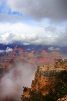 Free Grand Canyon National Park, USA Royalty Free Stock Photo - 19827555