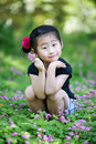 Free Chinese Lovely Girl Stock Photos - 19837703