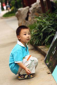 Free Asian Boy Royalty Free Stock Photography - 19830687