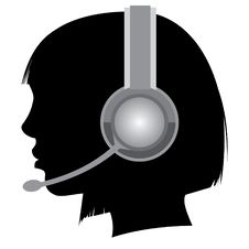 Free Girl With Headphones Stock Photos - 19831463