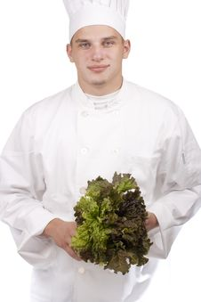 Free Chef In Uniform Stock Image - 19831901
