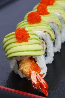 Free Sushi Stock Photography - 19832732