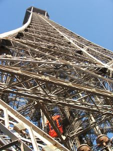 Free Eiffel Tower Royalty Free Stock Images - 19833259