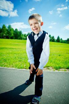 Free Little Boy Royalty Free Stock Photo - 19833385